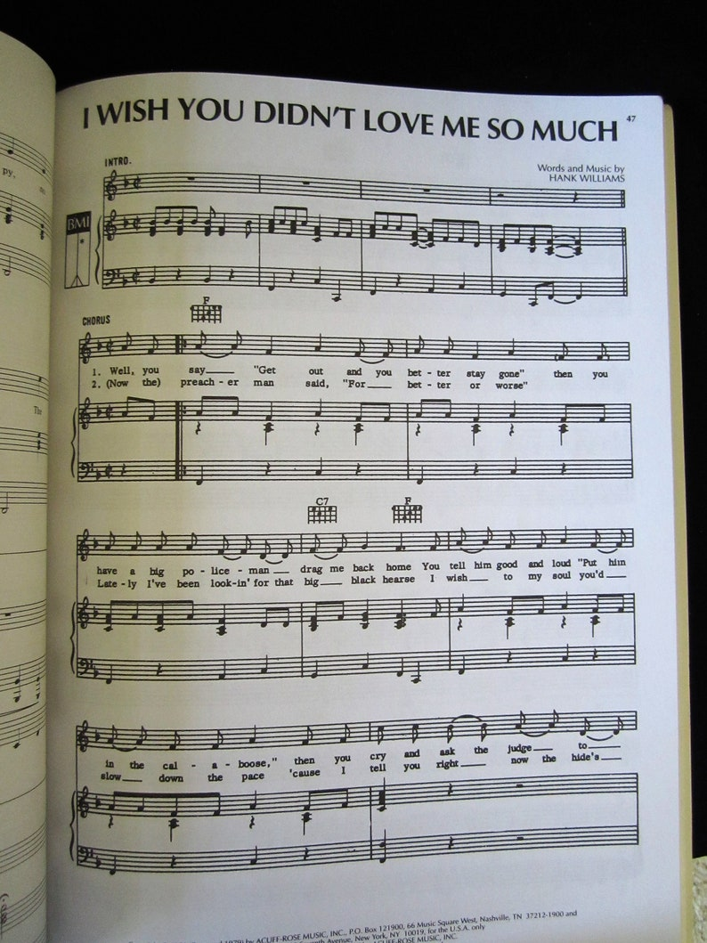 The Hearse Song Piano Sheet Music | Music Sheet Every Song