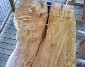 Fat Spalted Maple Slabs - Finshed or Unfinished