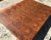 Red Maple End Grain