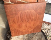 End Grain Star Cherry