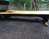 Natural Slab Bench
