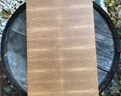 Ash End Grain Chopping Block