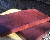 Mahogany Chopping Board