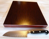 African Padauk End Grain Chopping Block
