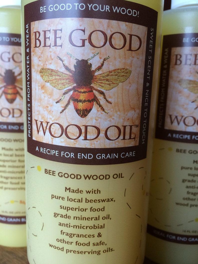 Bee Good Wood Oil image 0