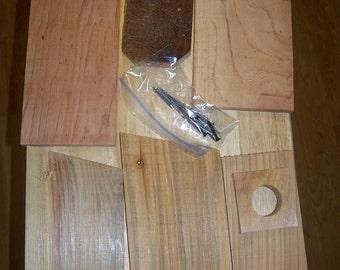 Bluebird House Kit