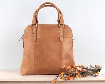 2721c27b21a4 Leather handbags | Etsy