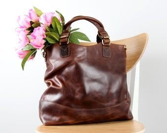 2c8544a16d Leather Tote
