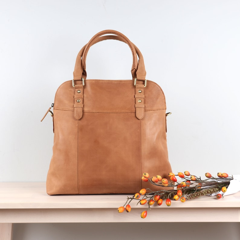 9a99faa712f Leather Handbag Ladies Leather Handbags Genuine leather purse Work Bag by  The Leather Store