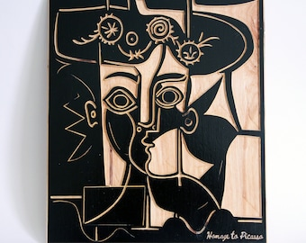 Homage to Picasso