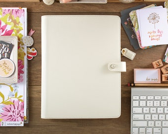 New Webster's Pages White Composition Planner