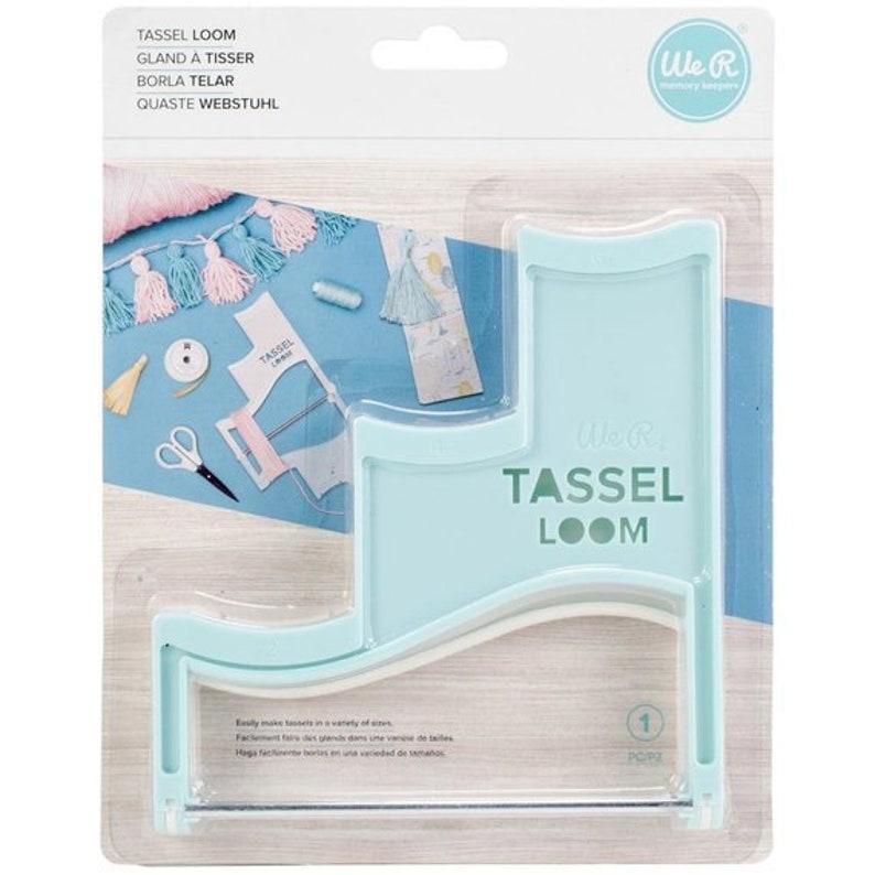 We R Memory Keepers Tassel Loom image 0