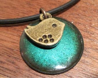 Enamel Jewelry w/charms