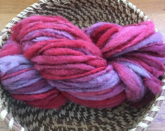 Insouciant Studios Hand Spun Wool Yarn Love