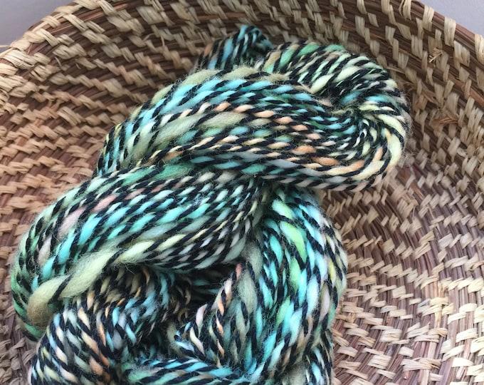 Insouciant Studios Hand Spun Yarn Sea Snail