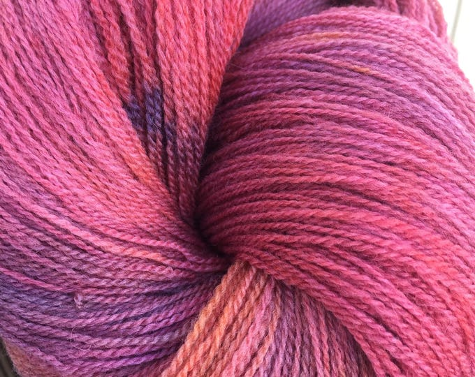 Insouciant Studios Berry Merino Lace Yarn