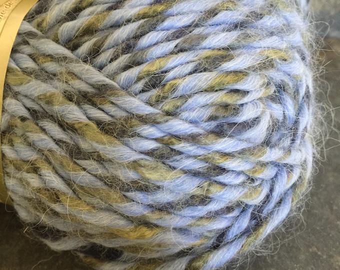 3 Vintage Patons Rumor Alpaca Blend Yarn