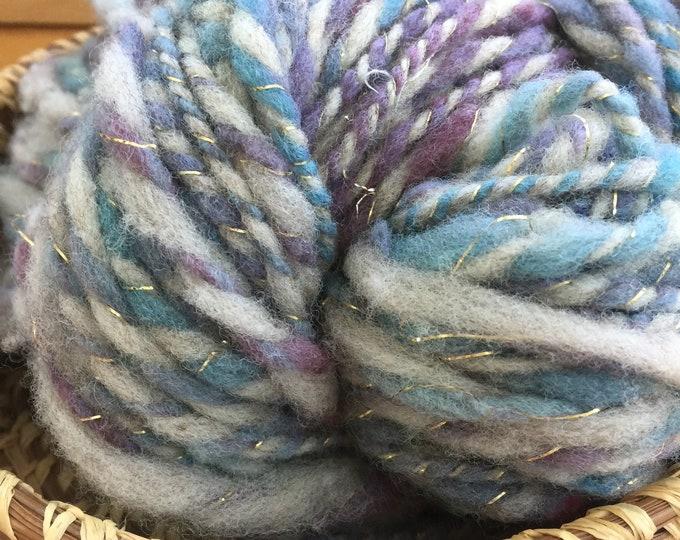 Insouciant Studios Blueberry Pie Hand Spun Yarn