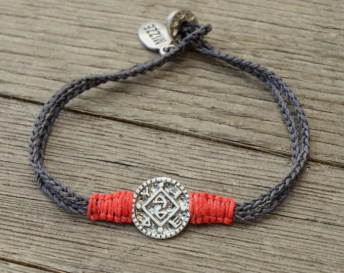 Positive Changes Handmade Charm Bracelet for Men & Women
