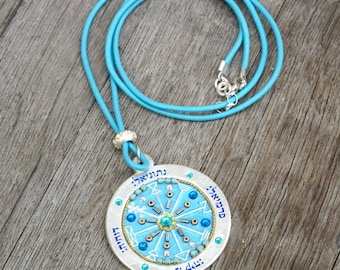 King Solomon Seal Prosperity Necklace