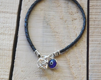 Balance and Health Merkaba Bracelet For Men & Women