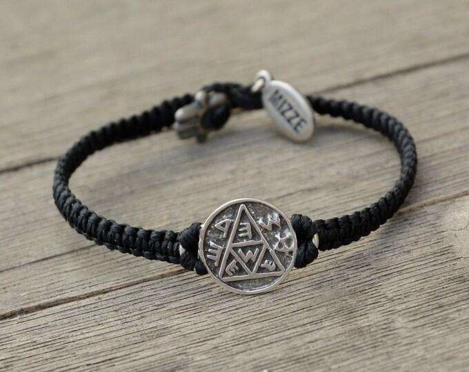 Healthy Pregnancy Solomon Seal Hand Woven Bracelet