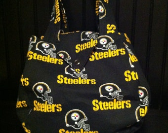 Pittsburgh Football Print Purse **ON SALE**