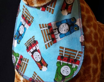 New Thomas The Tank Engine Print Baby Bib- Infant