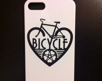 Bicycle Love iPhone 5 Case ***On Sale***