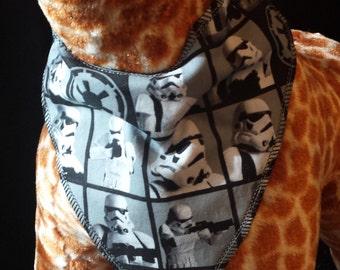 Star Wars Storm Trooper Print Baby Neck Bandana