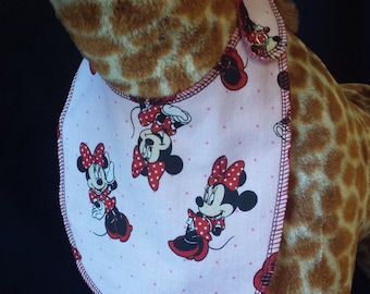 Minnie Mouse Baby Bib - Infant