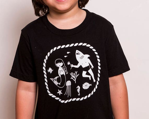 Kids Under the Sea Tee