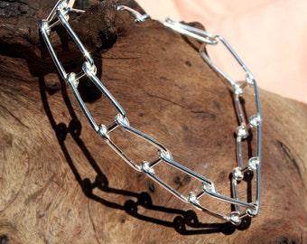 Square Scale Bracelet