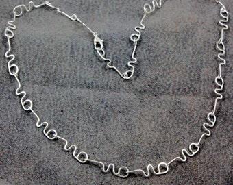 Tadpole Necklace