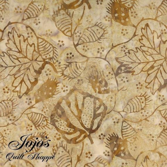 4321 21 MODA Fabric ~ COLOR SPLASH BATIKS ~  Forest by the 1//2 yard