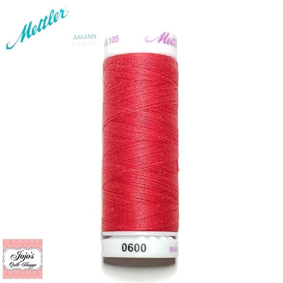 Mettler Silk Finish Cotton Thread Pack 28 x 150m Colour Fast Spools