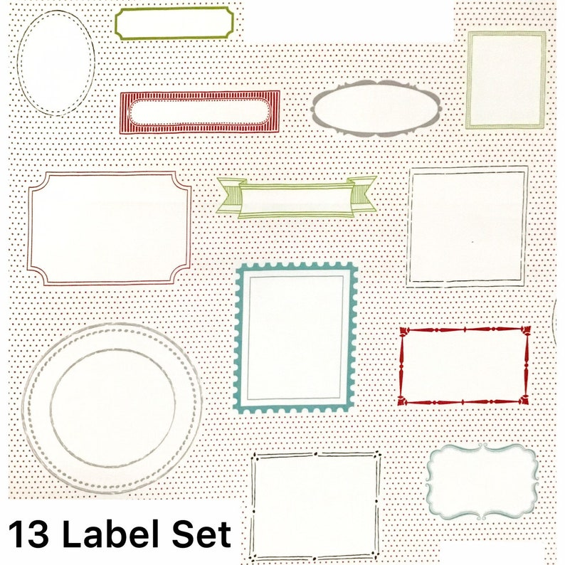 Clothing Labels Souvenir Fabric Labels Quilting Sewing image 0