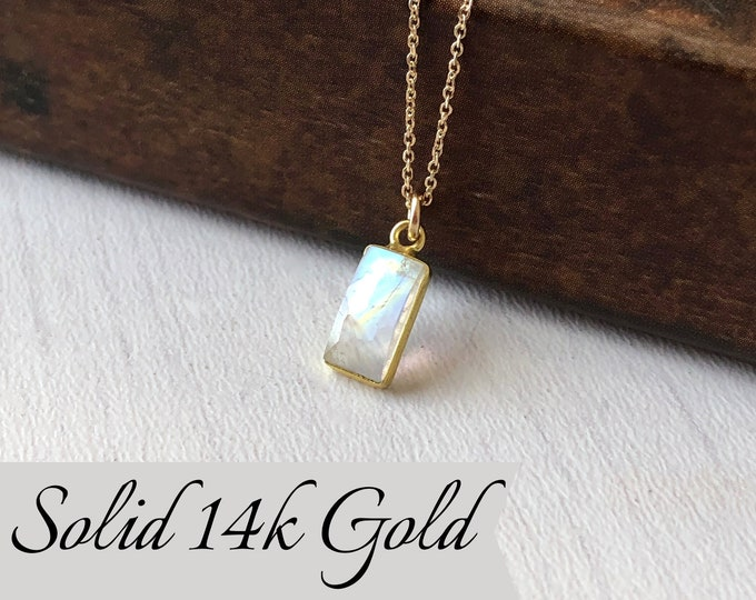 Solid 14K Gold