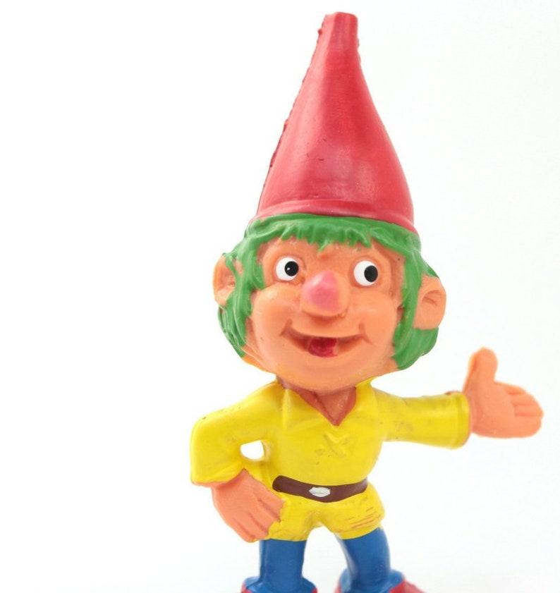 2.5 Colorful Elf miniature elf gnome home elf figurine image 0