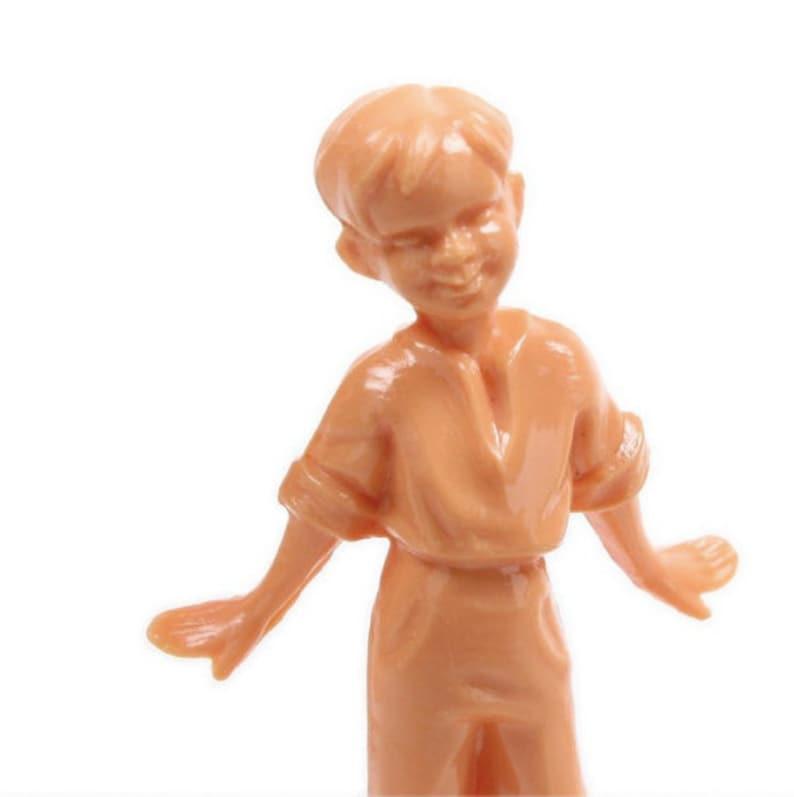 Vintage Die-cast Boy Figure/Model image 0