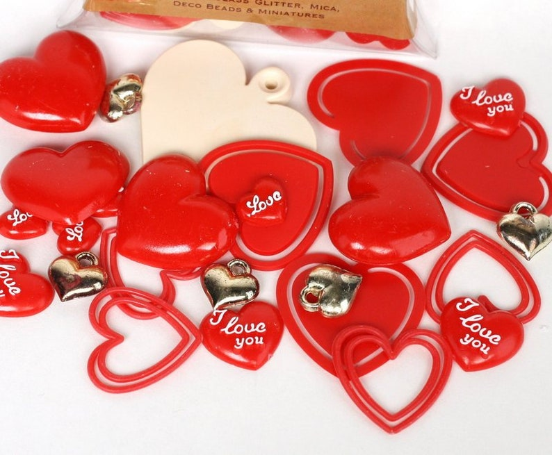 Heart Special 26 piece set Valentines Special 203-3-214 image 0