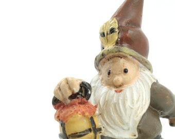 """Forest Gnome Elf - Lantern - 2.5""""  - 207-60851"""