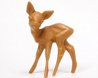 "Miniature Deer - 1 3/4"" Tall - 6 Pcs Set - 203-3-1411 - Perfect Fairy Garden Decor/Farmhouse Diorama/Dollhouse Miniature/Deer Figure"