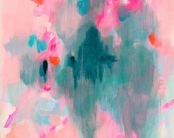 abstract fine art print . no pressure . a4 - large format, five sizes . free shipping within australia