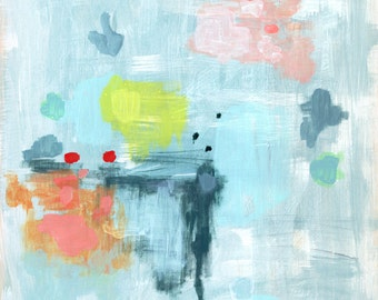 abstract fine art print . dusk . a4 - large format, five sizes