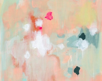 abstract fine art print . everything, all at once . a4 - large format, five sizes . free shipping within australia