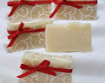 Natural Soap, Pure, handcrafted, homemade soap