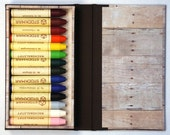 Crayon Box - Wood Paper