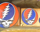 Grateful Dead SYF  Vinyl Sticker   3 Sizes  Hippie  Deadhead Car Decal
