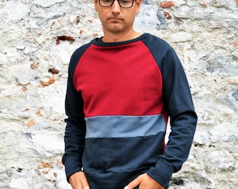 sweatshirt men,sweaters for men, men's clothing,round neck sweaters, street style clothing,design clothing,modern clothing